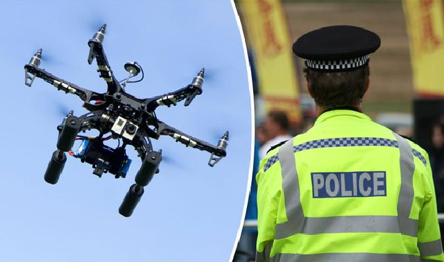 Drone and Law Enforcement