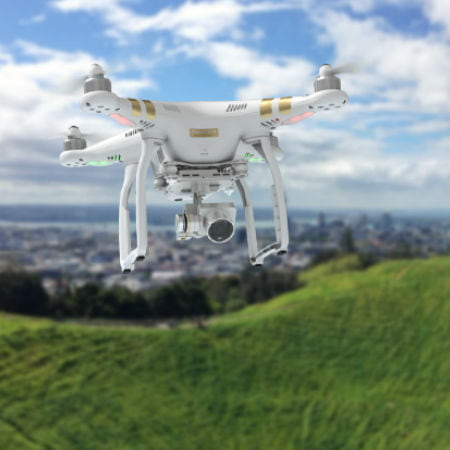 Drones Flying Over Your Property