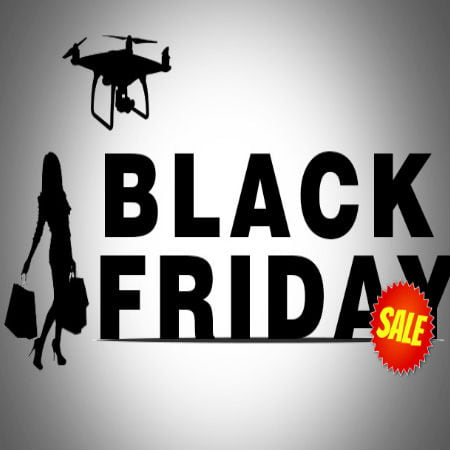 Drones on Black Friday
