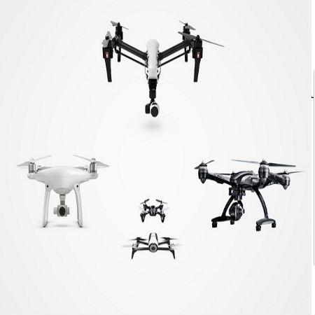 Drones the Public can Buy