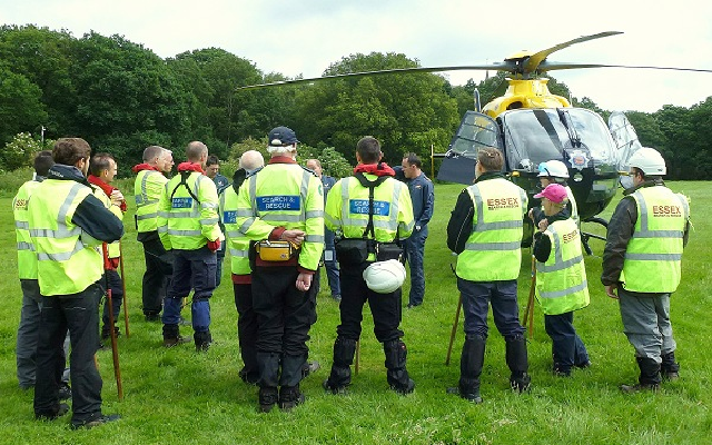 Essex Search and Rescue