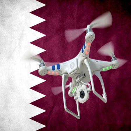 Flying of Drones in Qatar