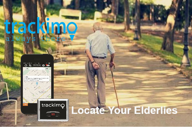 GPS Tracking for Elderly