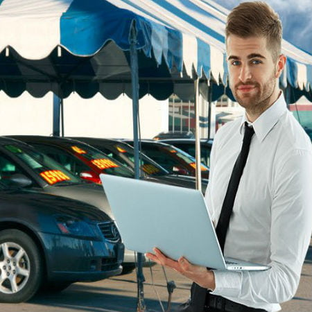 GPS for Dealership Inventory
