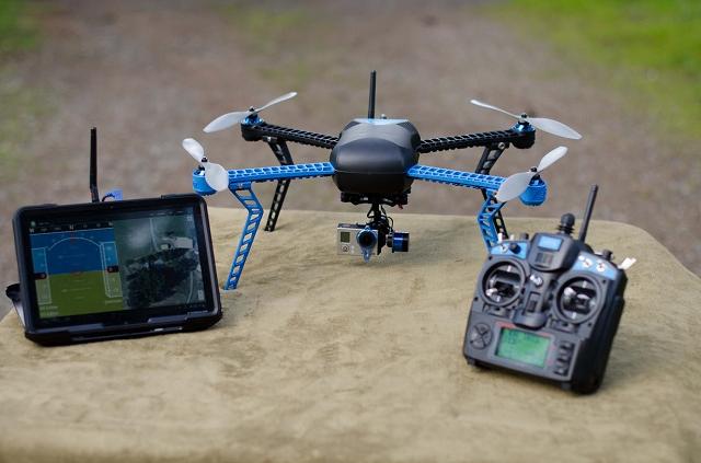 IRIS+ Drone