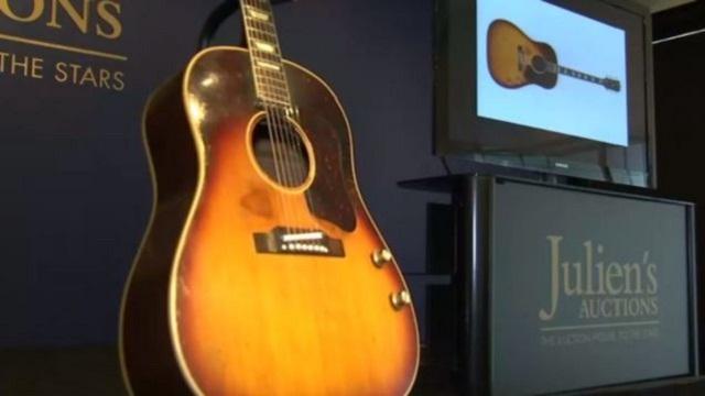 John Lennon Stolen Guitar
