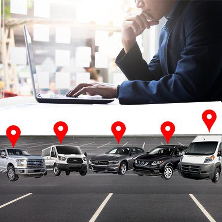 Manage Vehicle With GPS