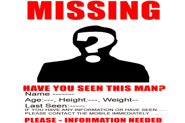 Missing Person Case