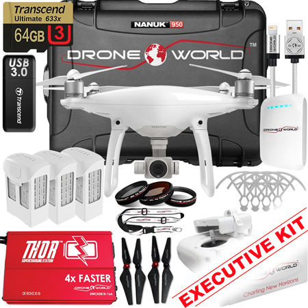 Phantom 4 Executive Kit
