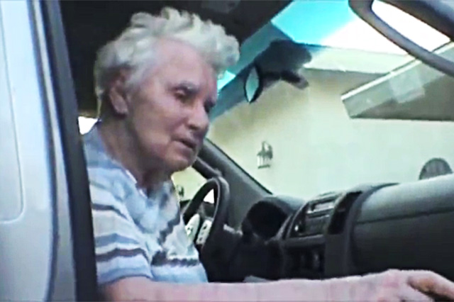 GPS Tracking Device for Elderlies