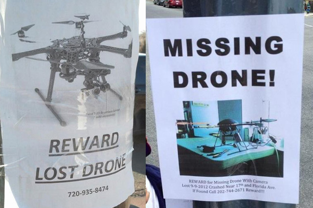 Drone Posters