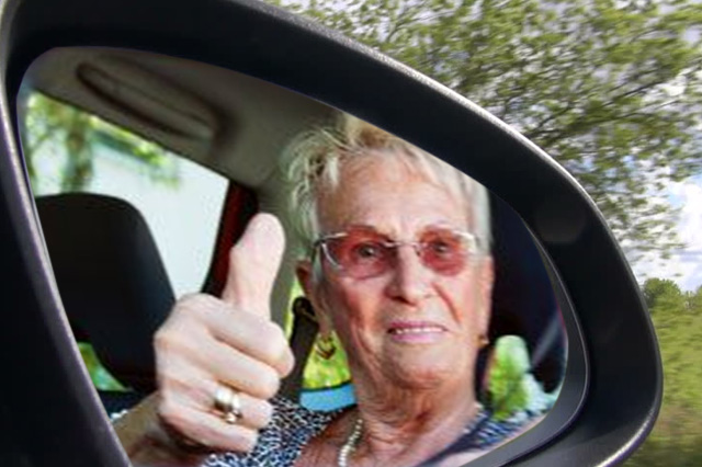 GPS for Elderly Drivers