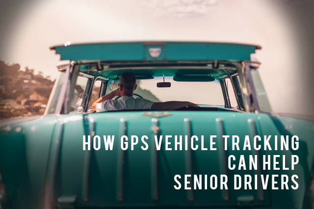 GPS Tracking Device for Elderly Drivers