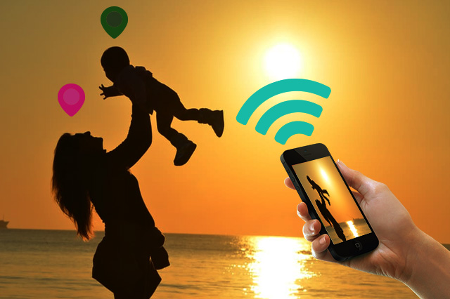 Track Loved One's Whereabouts Using GPS Tracker