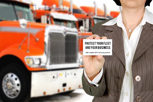 GPS Tracking for Fleet Management
