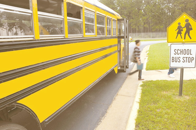 GPS Tracking for School Buses