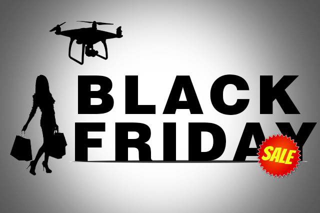 Black Friday Drones Sale