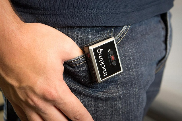 Trackimo Belt Clip