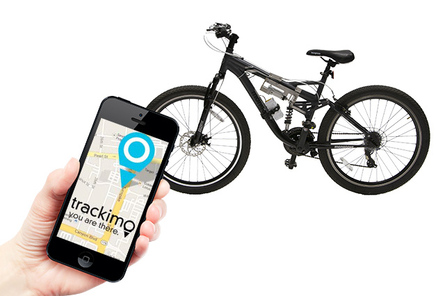 Trackimo Bicycle