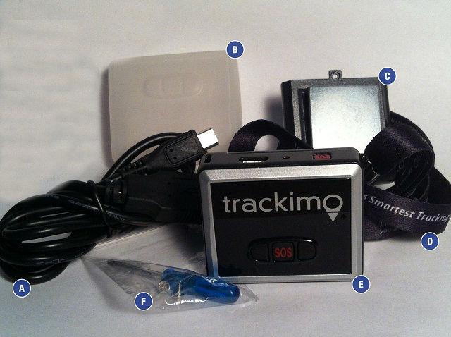 Trackimo Inside Box