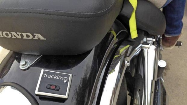 Trackimo Motorcycle Tracker