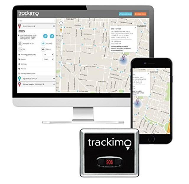 Tracking With Trackimo