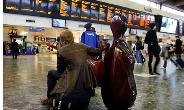 Traveling Musician