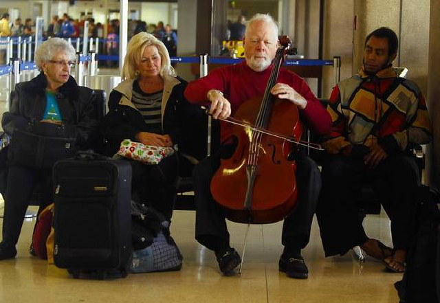 Traveling with Musical Instruments