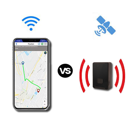 Two GPS Trackers