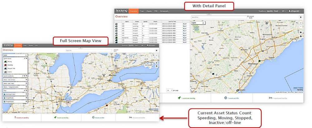 Tracking Delivery Overview