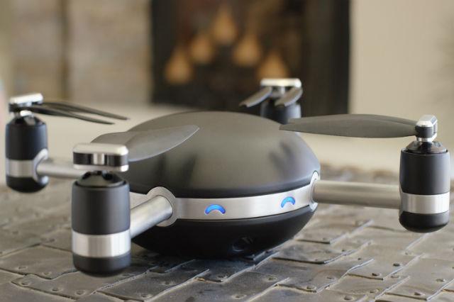 Smart Camera Drone