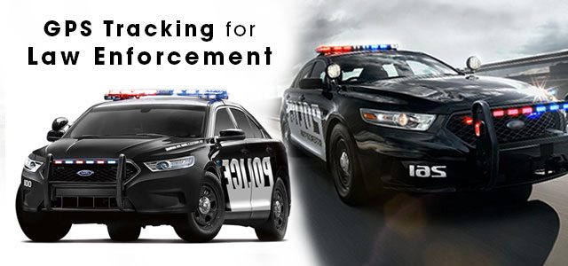GPS Tracking for Law Enforcement