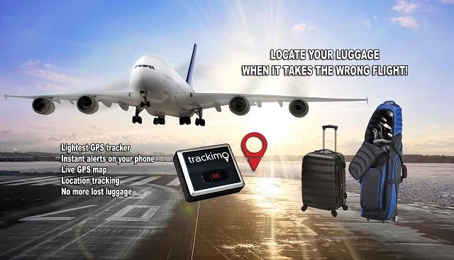 Trackimo for Luggage