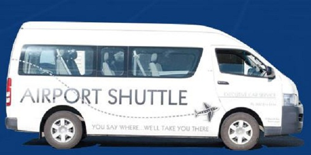Tracking Airport Shuttles