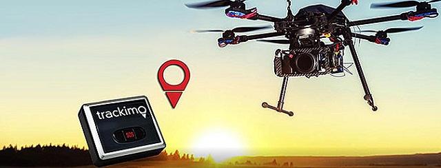 Drone GPS Tracker