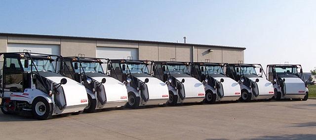 Company Vehicles