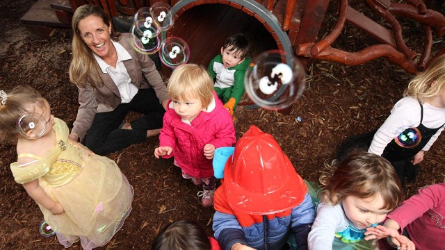 Preschoolers in Perth