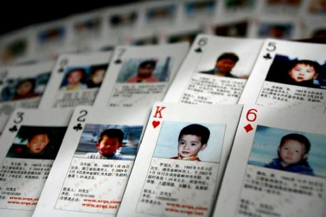 Missing Chinese Children