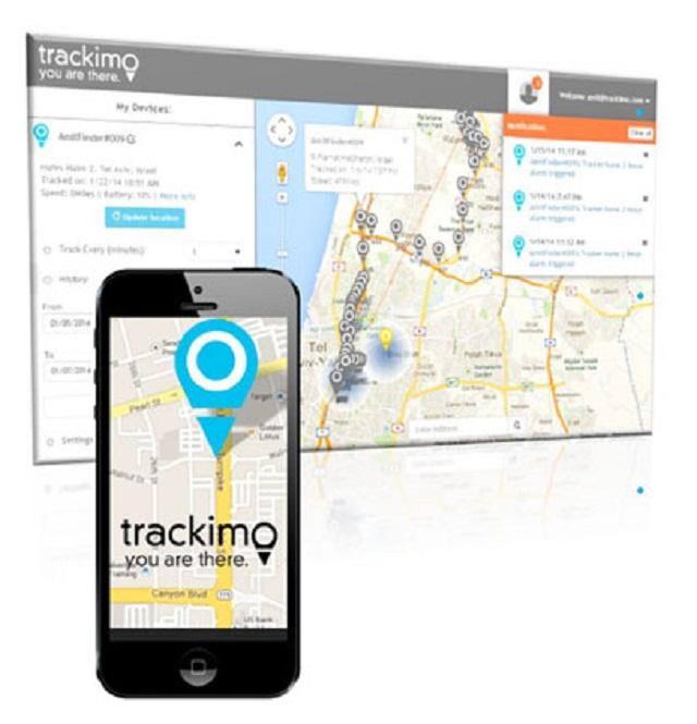 Trackimo GPS Overview