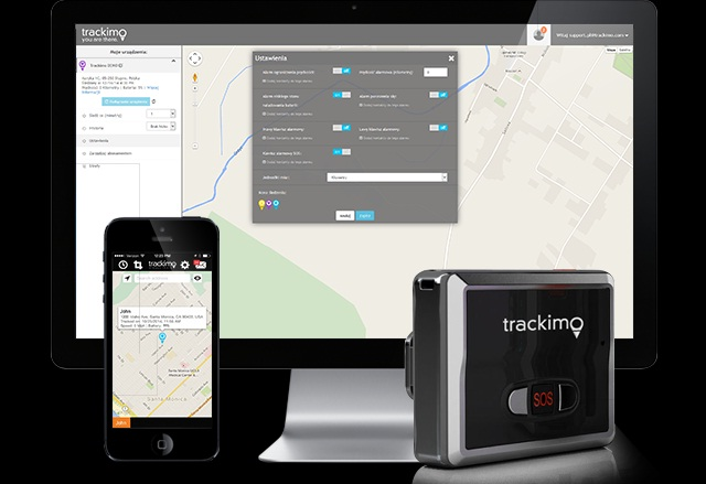 Trackimo for Safety