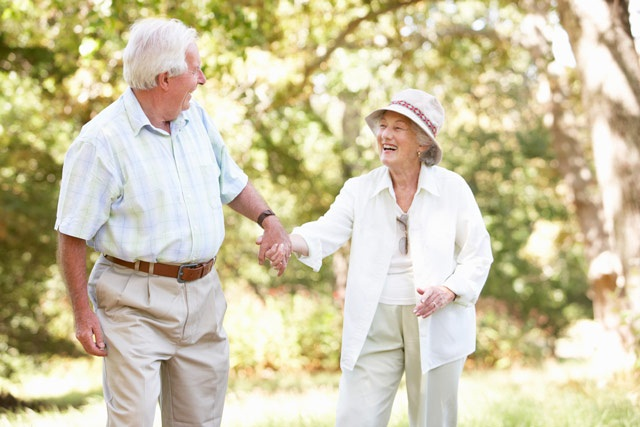 GPS for Elderly