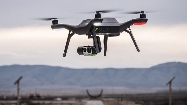 3D Robotics' New Solo Drone