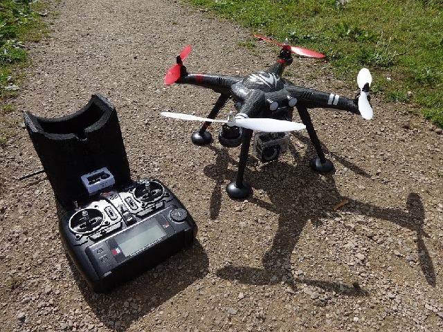 Drone and Contoller