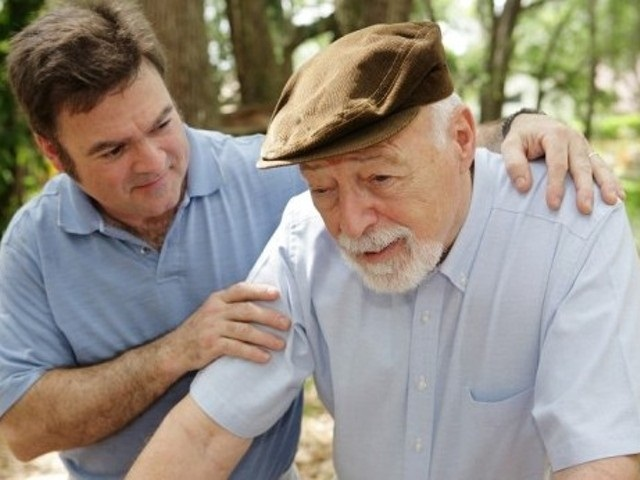 Finding Elderly