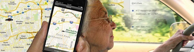 Elderly Tracking System