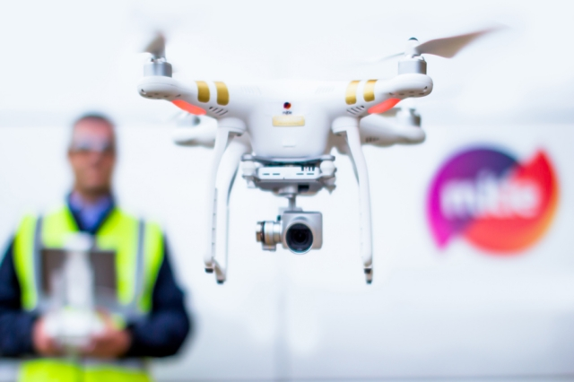 MITIE Drone Technology