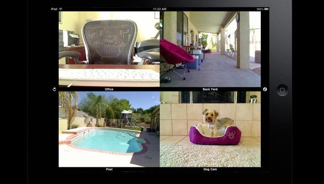 iCam - Webcam Video Streaming