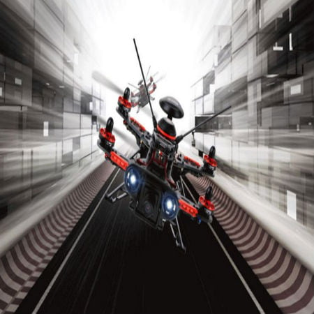 Drone Racing Sport