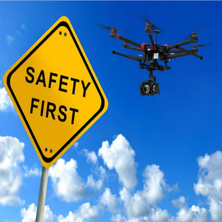 Drone Safety Concerns Increasing