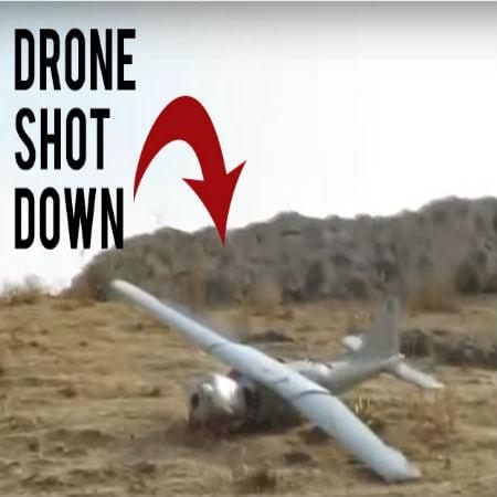 Drone Trespassing